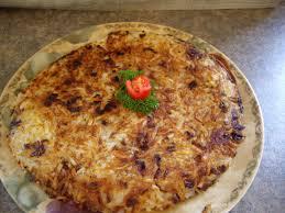 paillasson cuisine pommes paillasson or straw potato cake recipe genius kitchen