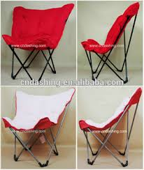 Butterfly Folding Chair Comfortable Folding Metal Frame Butterfly Chair Buy Butterfly