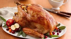 glazed roast turkey with cranberry recipe bettycrocker