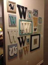 letters for wall decor wall shelves