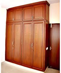 home design fancy teak wood wardrobe designs home design teak