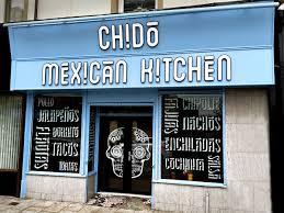 chido mexican kitchen branding design on student show chido mexican kitchen branding design