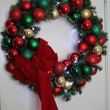 lighted christmas wreath shop lighted christmas wreaths on wanelo