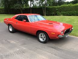 Dodge Challenger Automatic - used 1973 dodge challenger pre 2008 for sale in london pistonheads