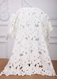 aliexpress com buy white color wedding dress lace fabric water