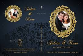 wedding dvd cover and dvd label template vol 7 by owpictures