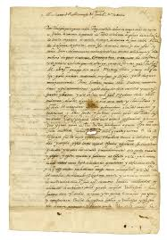 Council Of Trent Reforms Philip Ii King Of Spain Council Of Trent Document 1564 Mss 143