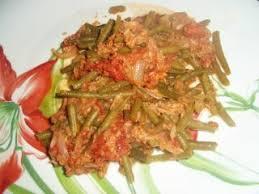 comment cuisiner des haricots verts haricots verts au thon recette ptitchef