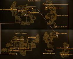Fallout 3 Locations Map image vault 34 local map png fallout wiki fandom powered by