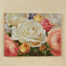 winsome design floral canvas art remarkable floral and botanical