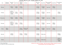 Rifle Colorado Map by Pool Schedule Rifle Co Official Website