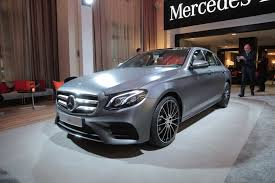 cars mercedes 2017 2017 mercedes benz e class video first look