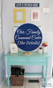 kitchen message center ideas best 25 home command station ideas on pinterest family calendar