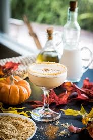 martini eggnog pumpkin spice martini husbands that cook