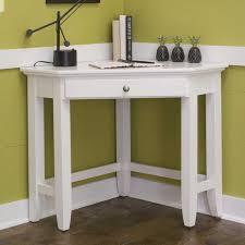 Corner Desks Home Office by Perfect White Corner Computer Desk On Bush Vantage Corner Home