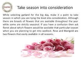 Flower Garland Indian Wedding Tips For Choosing Perfect Varmala For Wedding Exchanging Of