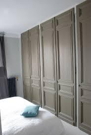chambre a coucher porte coulissante cuisine meilleures idã es ã propos de placards de chambre ã