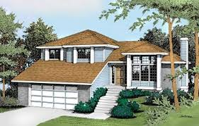 bi level house plans with attached garage small contemporary multi level house plans home design ddi90