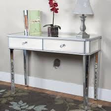 mirrored console vanity table beautiful console tables under 100 vanity desk console tables