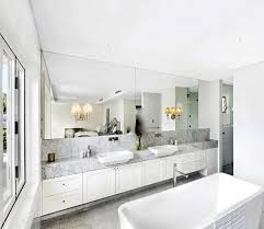 floating bathroom vanity contemporary bathroom weitzman