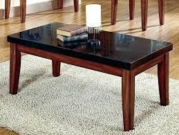 granite top end tables granite top coffee table round granite coffee table coffee tables