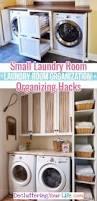 organizing hacks small laundry room organization ideas declutteringyourlife com