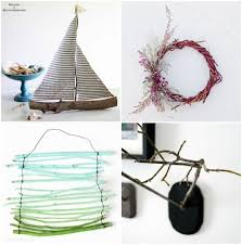 11 diy ideas for decorating with twigs in the home curbly