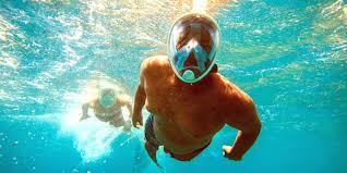 H2o ninja mask stops your snorkel fogging up business insider
