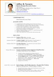 resume format 2013 sle philippines short sle resume for abroad format new international resume sles