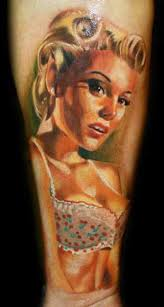 pin up design by janos kovarik design of tattoosdesign of