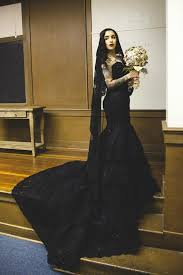 black wedding buy custom black wedding dress made to order from wedding
