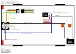 trailer wiring diagram trailer brake controller wiring diagram