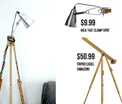 Tripod Light Diy Tripod Lamp 3 Diy Ideas