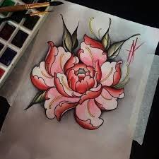 the 25 best japanese peony tattoo ideas on pinterest japanese