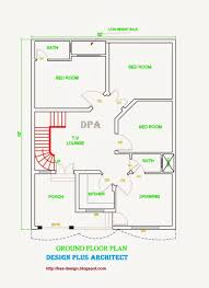 multi level house floor plans 47 x 32 ft house plan with small two levels house idea and tv