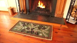 Fireproof Rugs Home Depot Fireplace Hearth Rug Goods Of The Woods Oriental Half Round Hearth