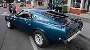 ford old 1969 ford mustang old style youtube