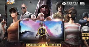pubg mobile playerunknown s battlegrounds gets two mobile games from tencent