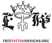 gang tattoos u0026 symbols prison tattoo designs