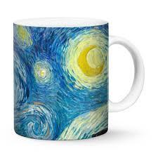 starry night mug moma design store