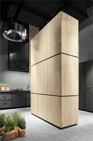 Black And White Kitchen With Curved Island Elektravetro by New Logica System Valcucine Mdw Milandesignweek Fuorisalone