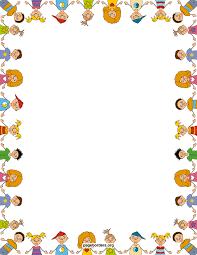 thanksgiving boarders children border watermarked jpg 2550 3300 bordes cartells