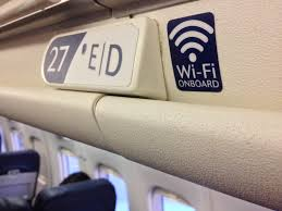 Aa Flight Wifi by Airlines Still Considering The Value Of In Flight Wi Fi Via