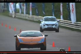 bugatti veyron vs lamborghini gallardo nissan juke r vs bugatti veyron ugr lambo and 599 gto on