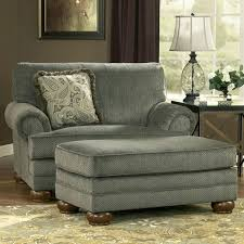 living room chair and ottoman double chairs for living room best oversized chair and ottoman for