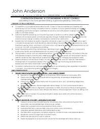 Electrical Engineering Resume Sample Pdf Land Surveyor Resume Sample Sample Quantity Surveyor Resume