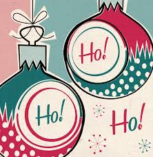 retro christmas cards 1950 s christmas card ideas inspiration from those lovely glass