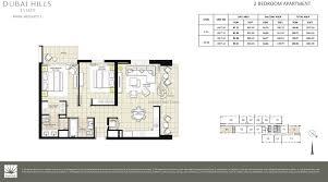 park heights 3 bedroom apartment floor plan