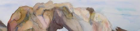 rona lesser watercolor acrylic print mixed media