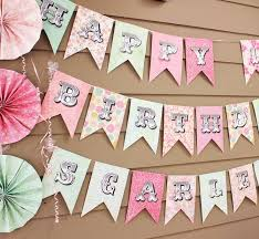 Birthday Decorations To Make At Home Best 25 Homemade Birthday Decorations Ideas On Pinterest